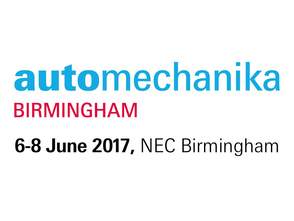See us at Automechanika Birmingham