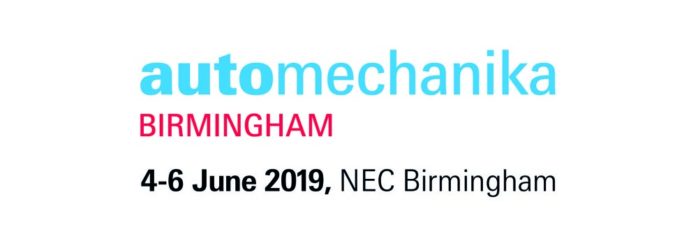 See us at Automechanika Birmingham 2019 - Stand E130