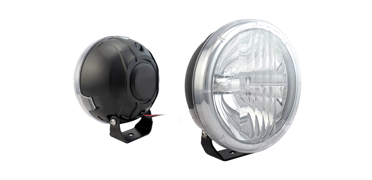 "Product Launch - DL207 8"" Driving Lamp"