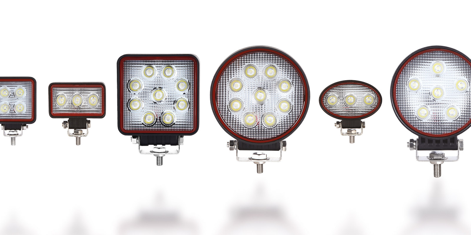 New Product Release: RED LINE RANGE WORK LAMPS