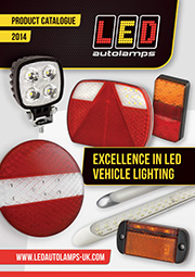 LED Autolamps Brochure 2014
