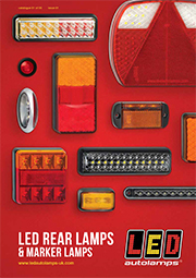Rear Lamps & Markers Catalogue